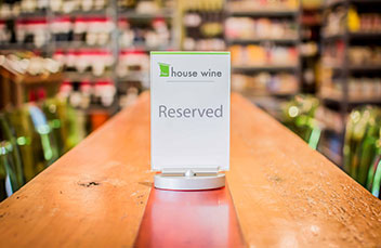 Upcoming House Wine Events